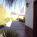 Vista do hostel 1