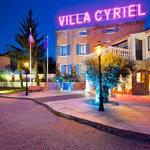 Villa Cyriel