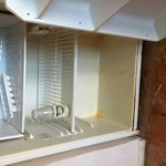 Dirty faulty fridge