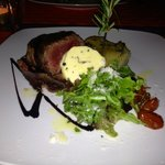 Irish beef fillet