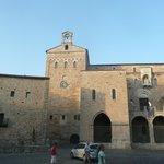 Anagni, piazza papa Innocenzo