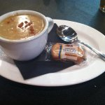 Crab and Red Pepper Bisque