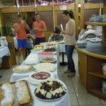 la serata delle torte
