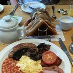 forgot to say the breakfast is just fantastic