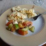 buffet at Oceana