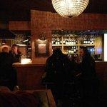 nice wine bar, very friendly service