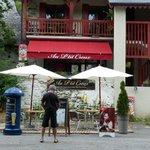 "restaurant"" au  petit creux """