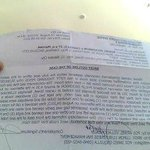 this is the blotter from police station one bacolod city.