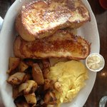 Kahlua French Toast did not disappont