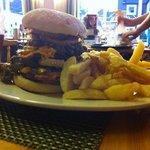 Special Burger ! Massive!