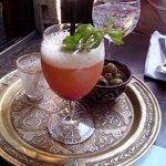 Oriental aperitif