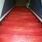 Première série d'escalier