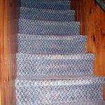Deuxième série d'escalier