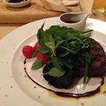 32 day aged fillet steak - melt in mouth