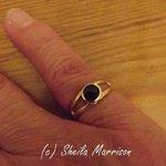 My beautiful little ring