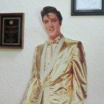 Elvis was here