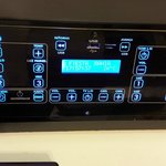 Odd control panel