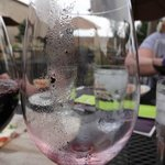 This is the way your wine glass SHOULD look when you're done