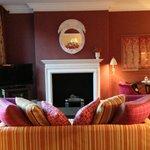 Suite 809 sitting room