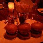 triplo hamburger