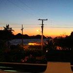 Vista de la Bahia desde el hotel