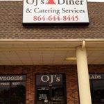 OJ's Diner in Easley SC