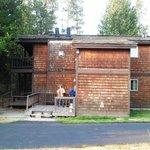 Our cabin unit