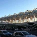 Lisboa Oriente station