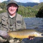 Doug Monnig w/9 lb brown~!