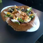 La Caesar Salade
