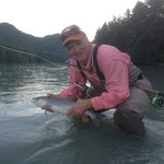 August 2013 on the Squamish