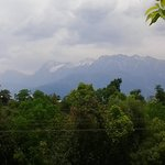 View of Mighty Dhauladhar