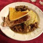 il piatto del bracconiere- Malga Rin Bianco