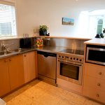 Emerald Cottage self catering kitchen