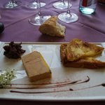 foie gras et son pain perdu...un regal!!