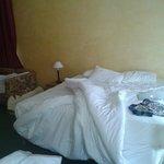 Foto della camera... diversa da quelle sul sito, vero?