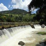 cascata das andorinhas