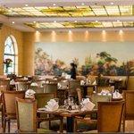 Cafe Jardin Restaruant Concorde El Salam Hotel Cairo.