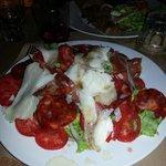 La salade Ibérique