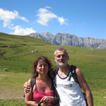 luigi e Ornella ..Vicenza