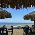 Bar de plage pour se désaltérer