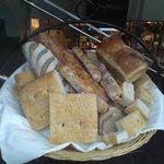 できたてのパン