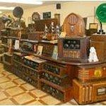 Das ist das Radiomuseum im Hause
