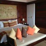 chambre villa 115