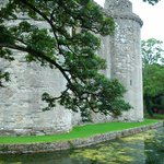 The Nunney Castle