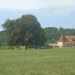 Le site du camping