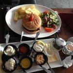 Fuzion Lunch