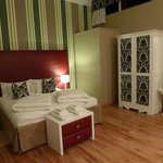 Geschmackvoll eingerichtetes, komfortables Zimmer