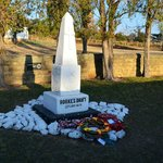 A grave at Rorke's Drift