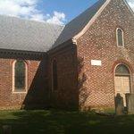the 1735 church
